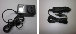12 and 220-240 volt chargers